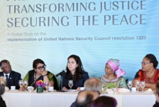Narrating the Women, Peace and Security Agenda - ANU Gender